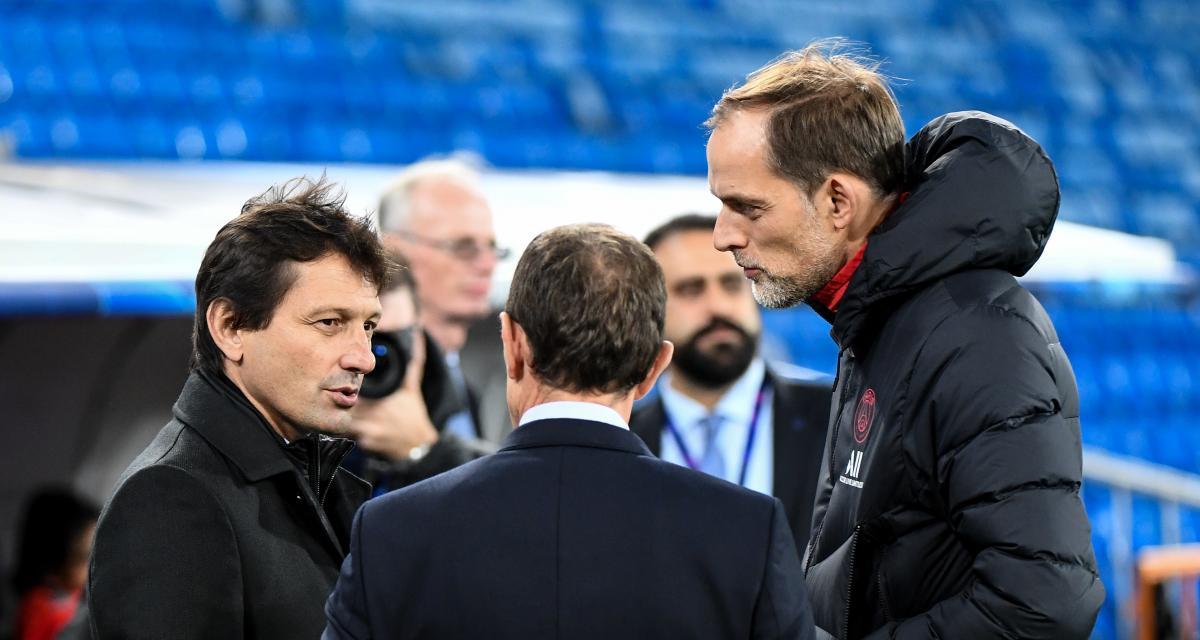 PSG : la blessure de Marquinhos, nouvelle source de tension entre Tuchel et Leonardo ?