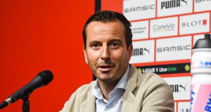 Stade Rennais : Stéphan va tenter de relancer un autre joueur que Niang
