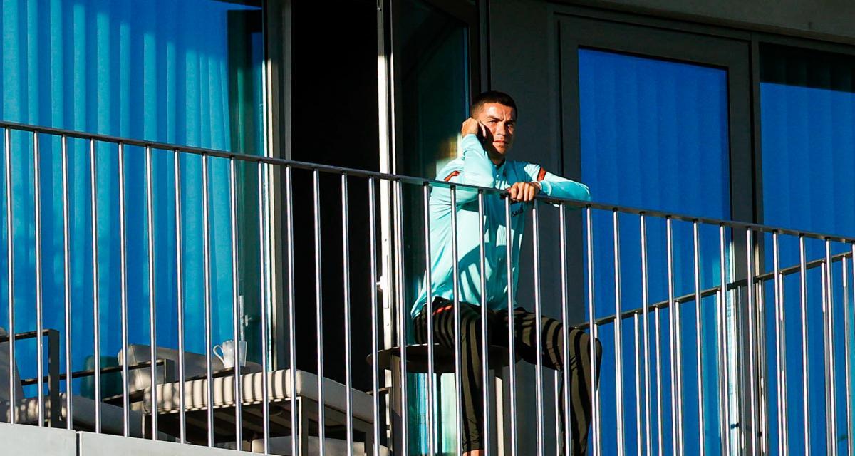 Juventus: Cristiano Ronaldo a loué un jet pour rentrer à Turin, le gouvernement italien enrage