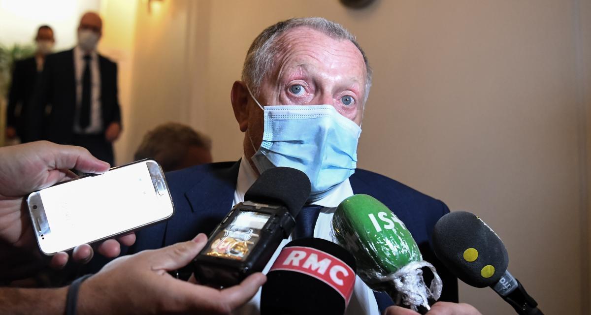 OL: Jean-Michel Aulas désigne les coupables du cluster de Covid-19 chez les Gones!