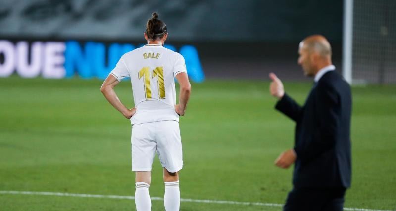 Real Madrid- Mercato: les origines de la guerre Zidane – Bale enfin révélées!