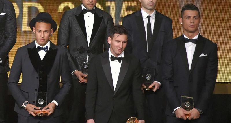 FC Barcelone, Juventus, PSG : Tebas classe Messi, Ronaldo et Neymar