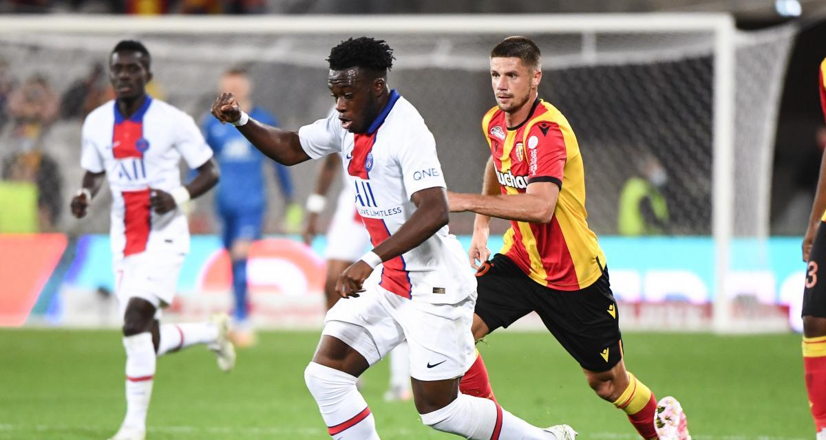 RC Lens, PSG – Mercato : Kalimuendo a déjà marqué des points dans le vestiaire des Sang et Or