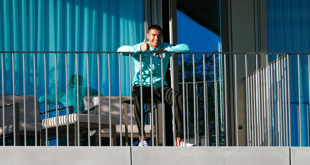 Juventus : Cristiano Ronaldo tape du poing sur la table après la polémique de son retour à Turin