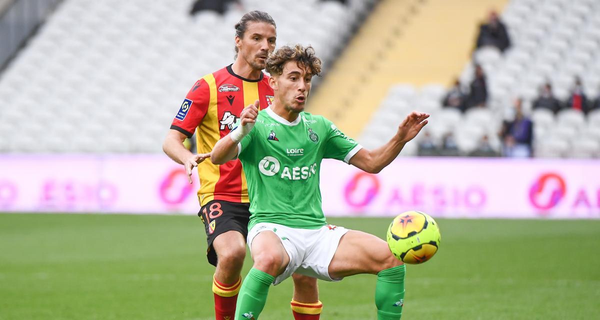 ASSE : l'OM et le FC Nantes ont déjà marqué Aouchiche au fer rouge