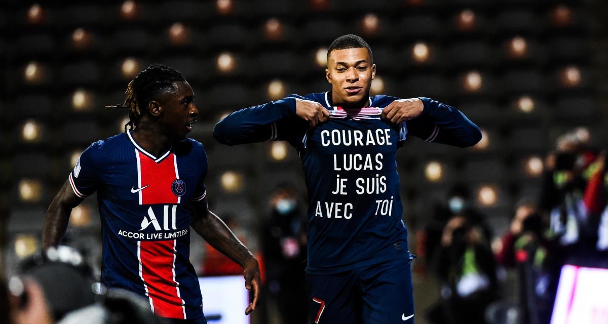 Résultat Ligue 1 : avec un grand Mbappé, le PSG écœure Nîmes avant Manchester United (4-0)