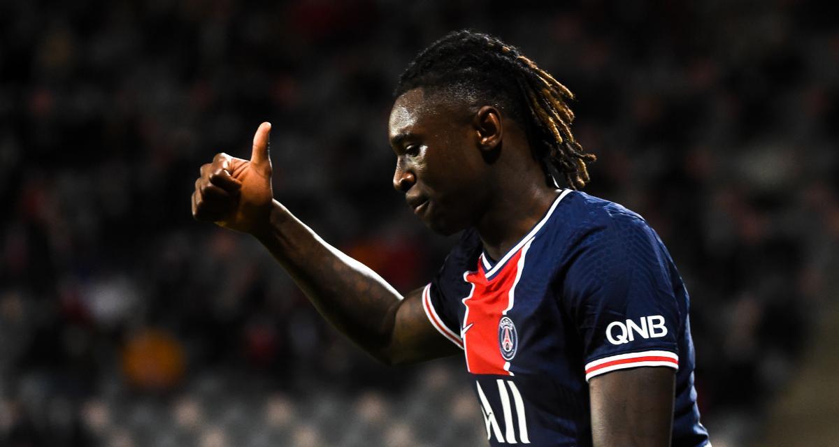 Nîmes – PSG (0-4) : Kean, Rafinha, Florenzi... Le bilan des dernières recrues parisiennes