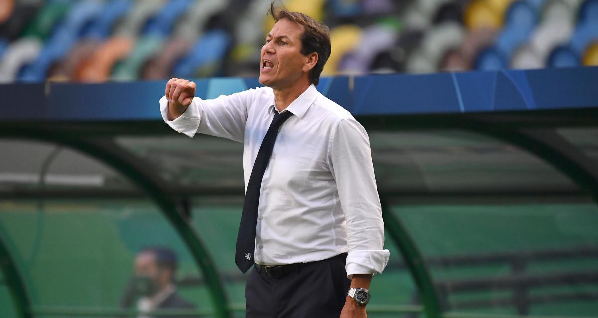 OL : Rudi Garcia compte pulvériser le RC Strasbourg
