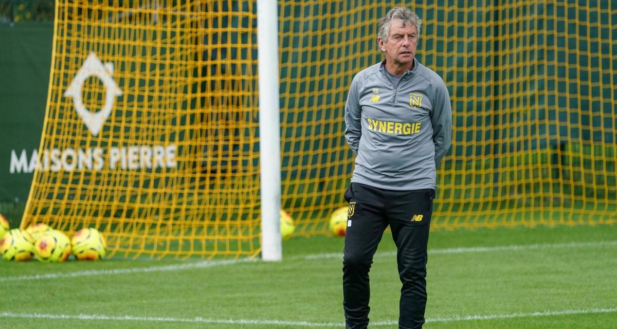 FC Nantes : la fissure entre Gourcuff et plusieurs joueurs se confirme et commence à se voir