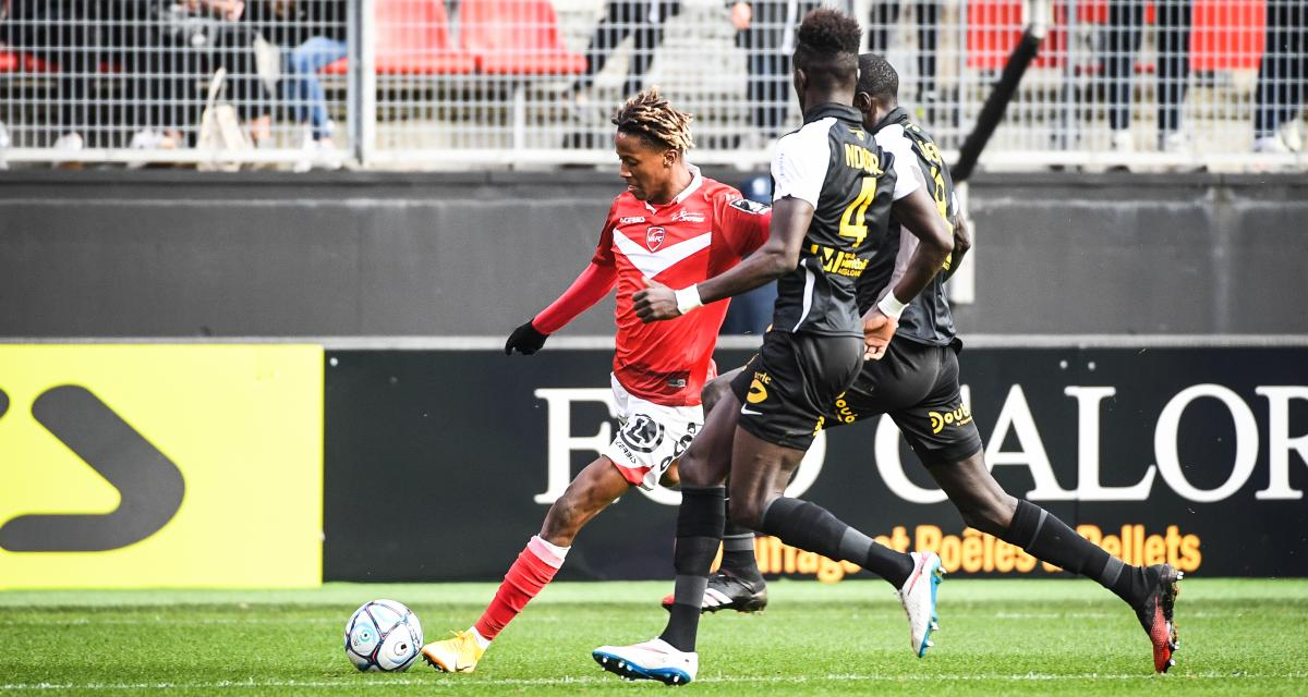 Résultat Ligue 2: Sochaux préserve son invincibilité à Valenciennes (0-0)