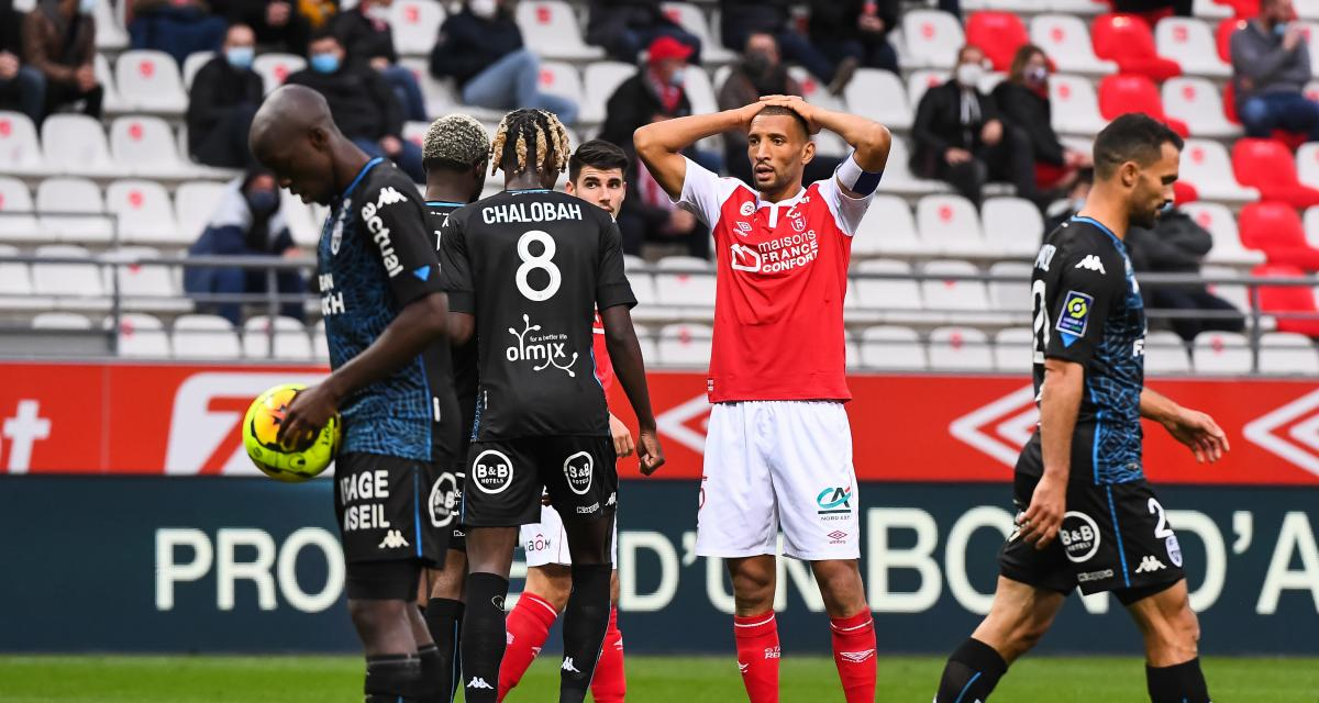 Résultat Ligue 1: Lorient enfonce encore un peu plus le Stade de Reims (1-3)!