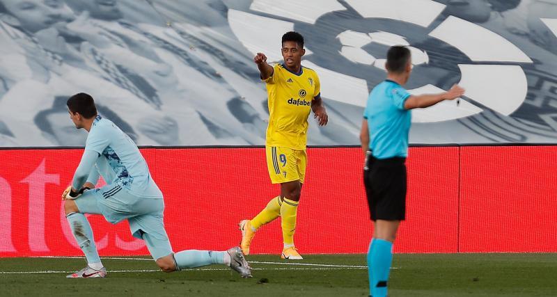 Résultat Liga: le promu Cadiz surprend le Real Madrid (1-0)
