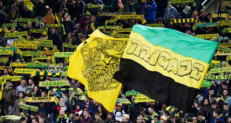 FC Nantes: Waldemar Kita offre ses murs à la Brigade Loire