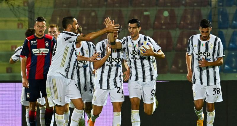 Résultat Série A: Morata sauve la Juve de la défaite en l'absence de CR7