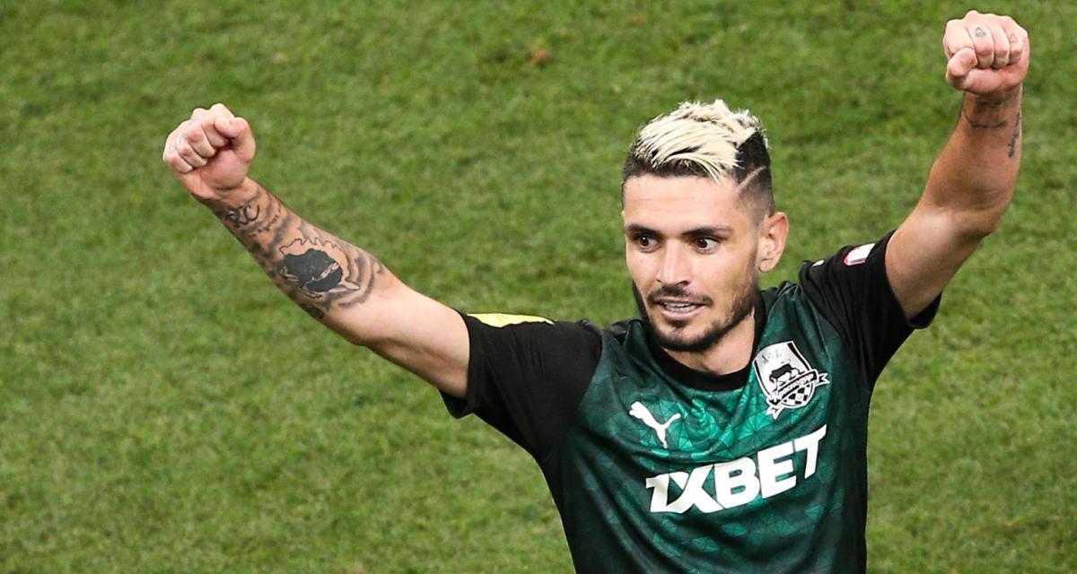 ASSE : Cabella est fin prêt à venger les Verts face au Stade Rennais