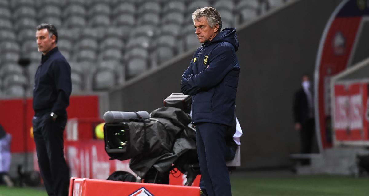 FC Nantes : Gourcuff promis à une fin semblable à Cardoso et Girard ?