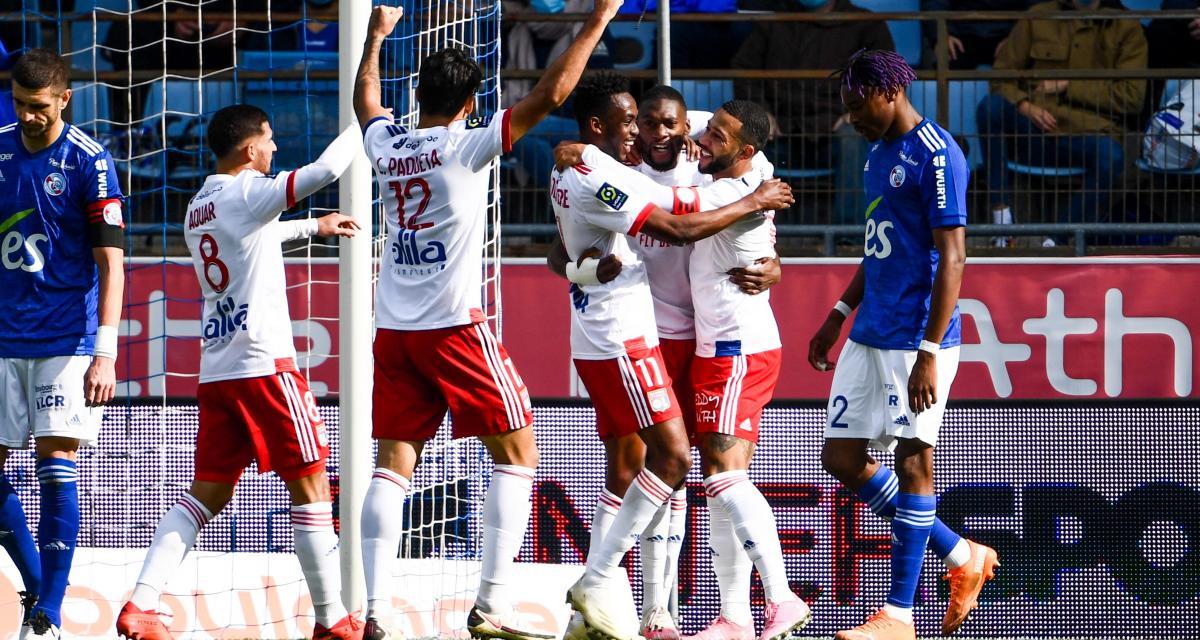 RC Strasbourg – OL (2-3): les 3 satisfactions rhodaniennes à la Meinau
