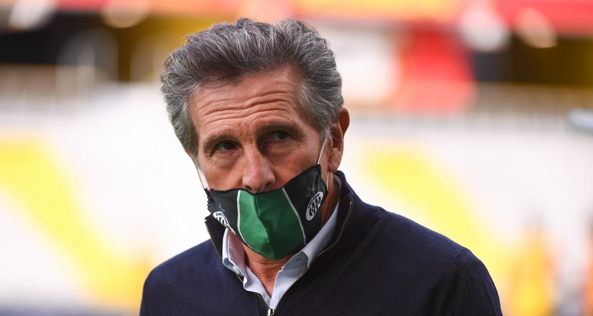 Ligue 1 : ASSE – OGC Nice, les compos d'équipe (Retsos, Sissoko et Sow titulaires, Bouanga remplaçant !)