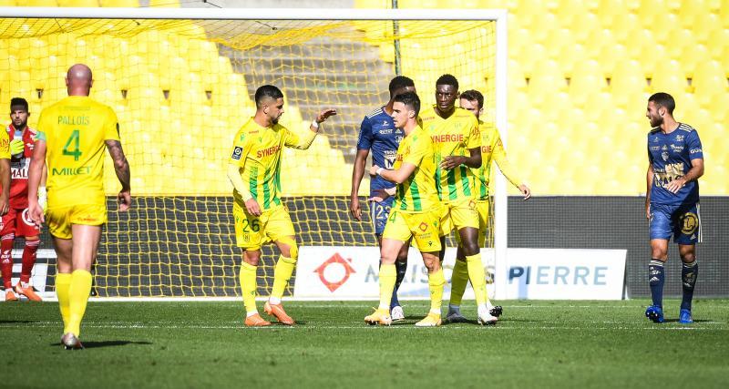 Résultats Ligue 1 : le FC Nantes respire face à Brest, l'AS Monaco cale