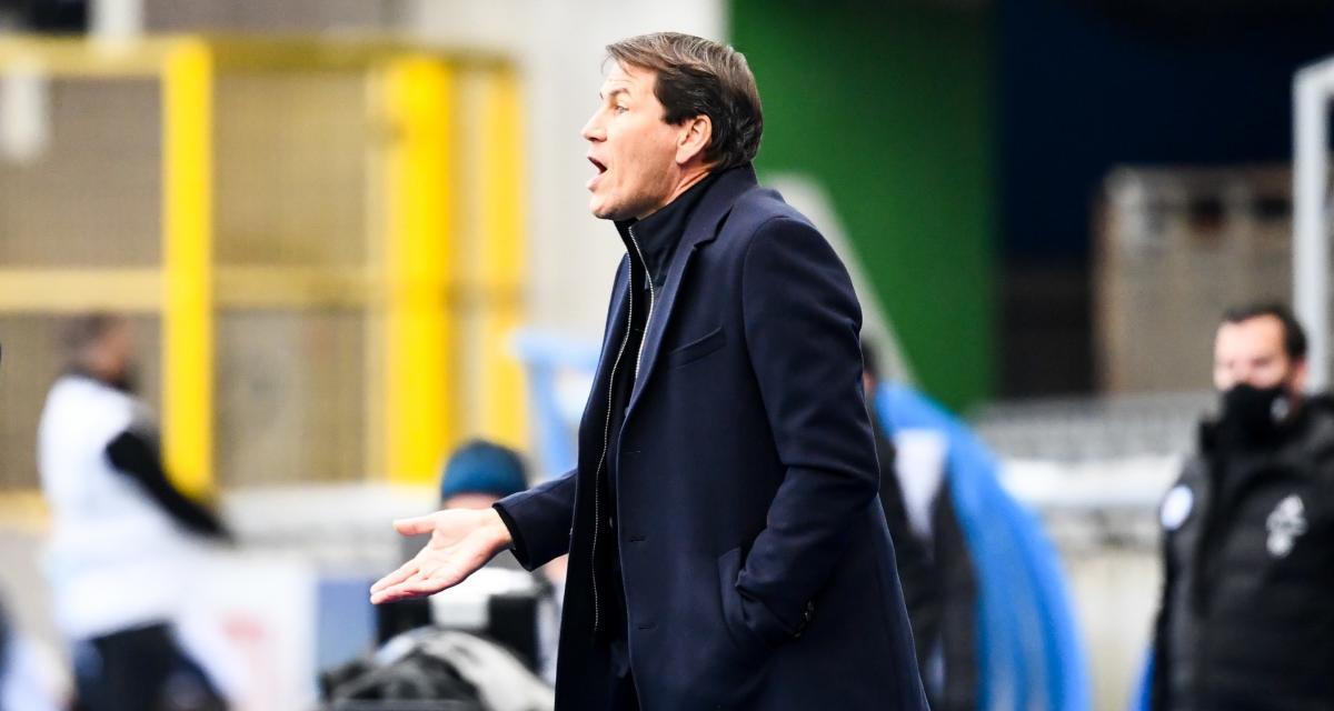 RC Strasbourg – OL (2-3) : Rudi Garcia distribue les bons points et loue la première de Paqueta