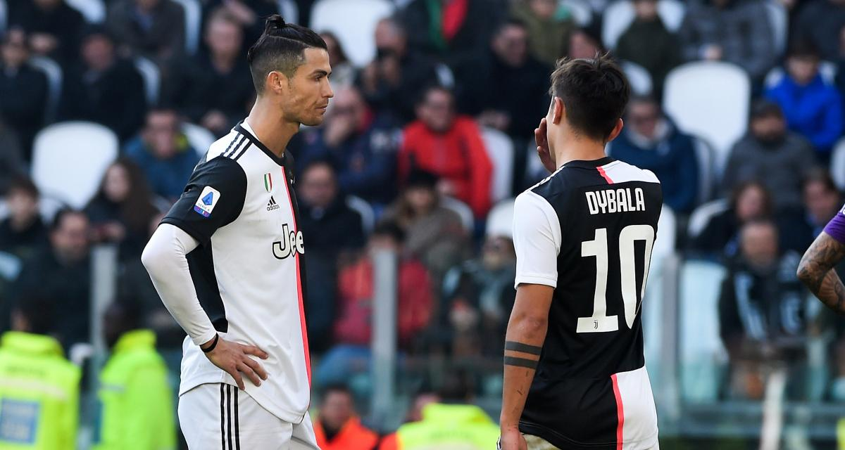 Juventus : un coéquipier de Cristiano Ronaldo au coeur d'une grosse altercation !
