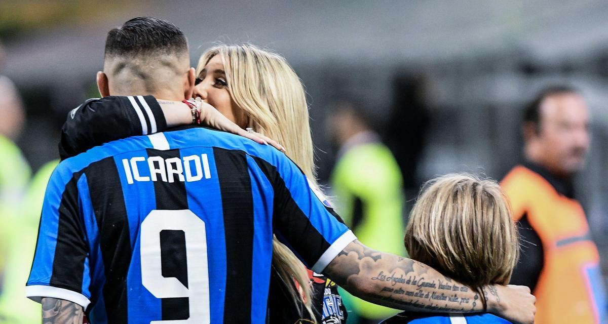 PSG : Wanda Nara, madame Mauro Icardi, provoque une grosse polémique en Italie !