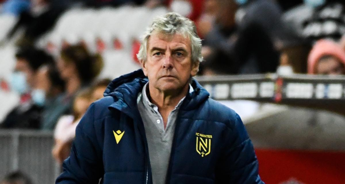 FC Nantes – Brest (3-1) : Gourcuff ne se satisfait pas du résultat et s'explique pour Augustin et Simon Moses