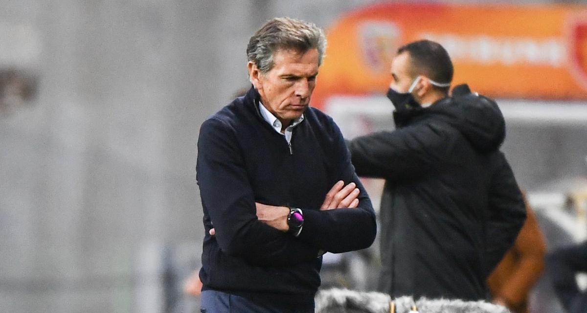 ASSE – OGC Nice (1-3) : Puel secoue Bouanga et salue la première de Retsos, Hamouma enrage contre l'arbitrage