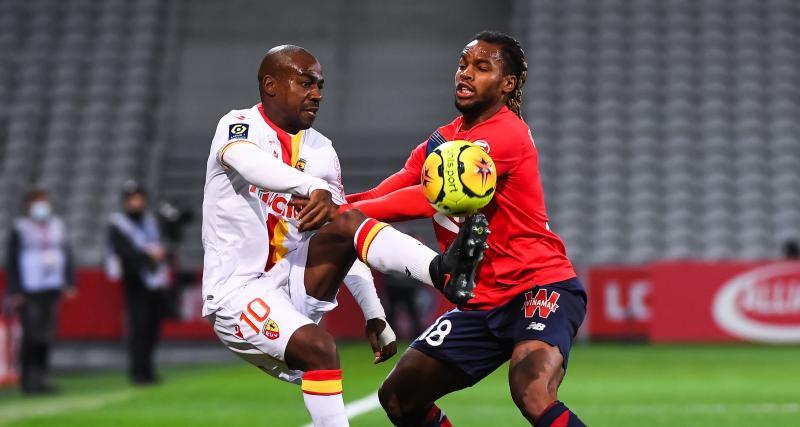 Résultat Ligue 1 : le LOSC a pris les commandes dans le derby face au RC Lens (1-0, mi-temps)