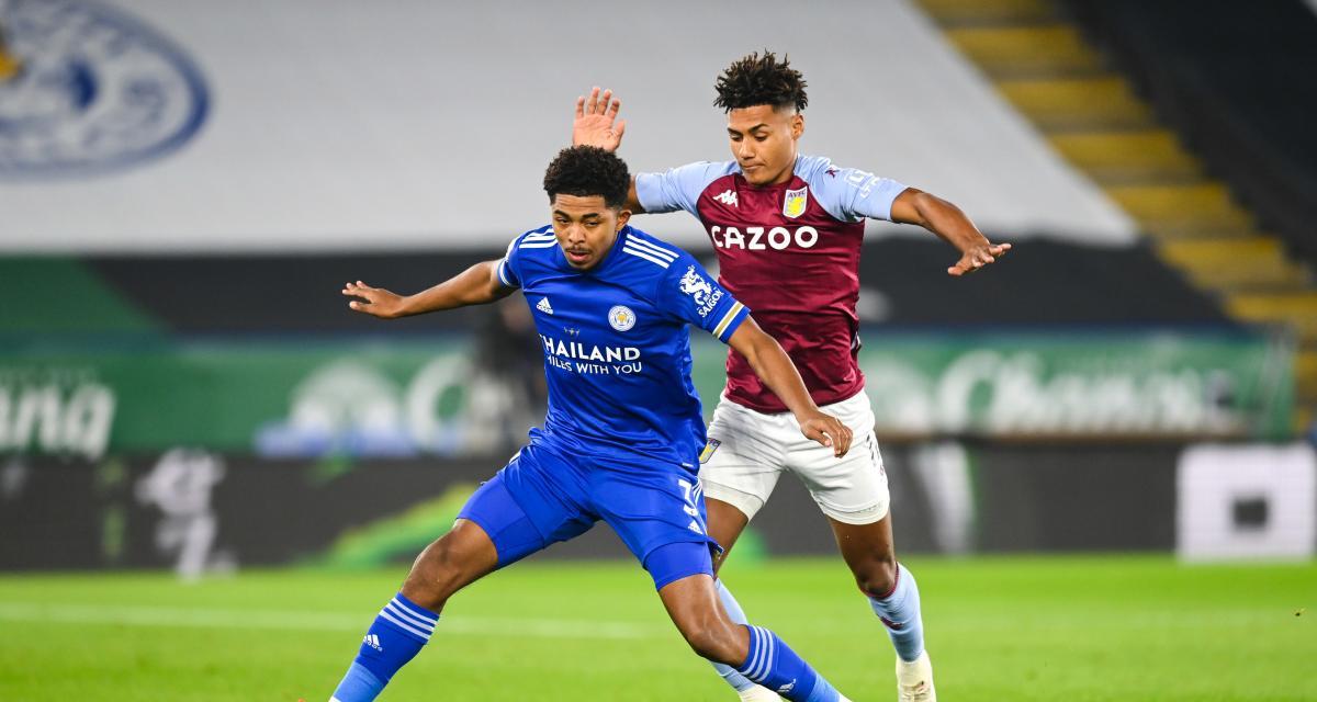 ASSE : pour sa première avec Leicester, Wesley Fofana a séduit les observateurs