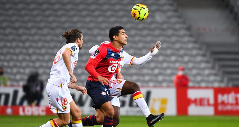 Résultat Ligue 1 : le LOSC, nouveau leader, s'impose largement lors du derby face au RC Lens (4-0)