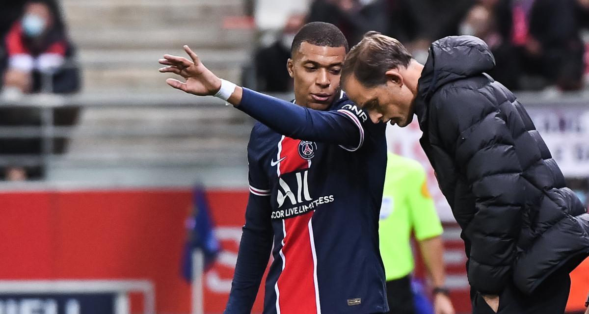 PSG : Mbappé, seul sauveur de Tuchel devant Leonardo ?