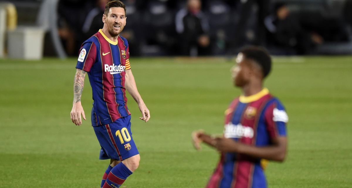 FC Barcelone - Mercato : Lautaro Martinez revient à la charge avec Lionel Messi !
