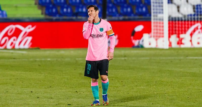 FC Barcelone : Koeman envoie un premier taquet à Messi !