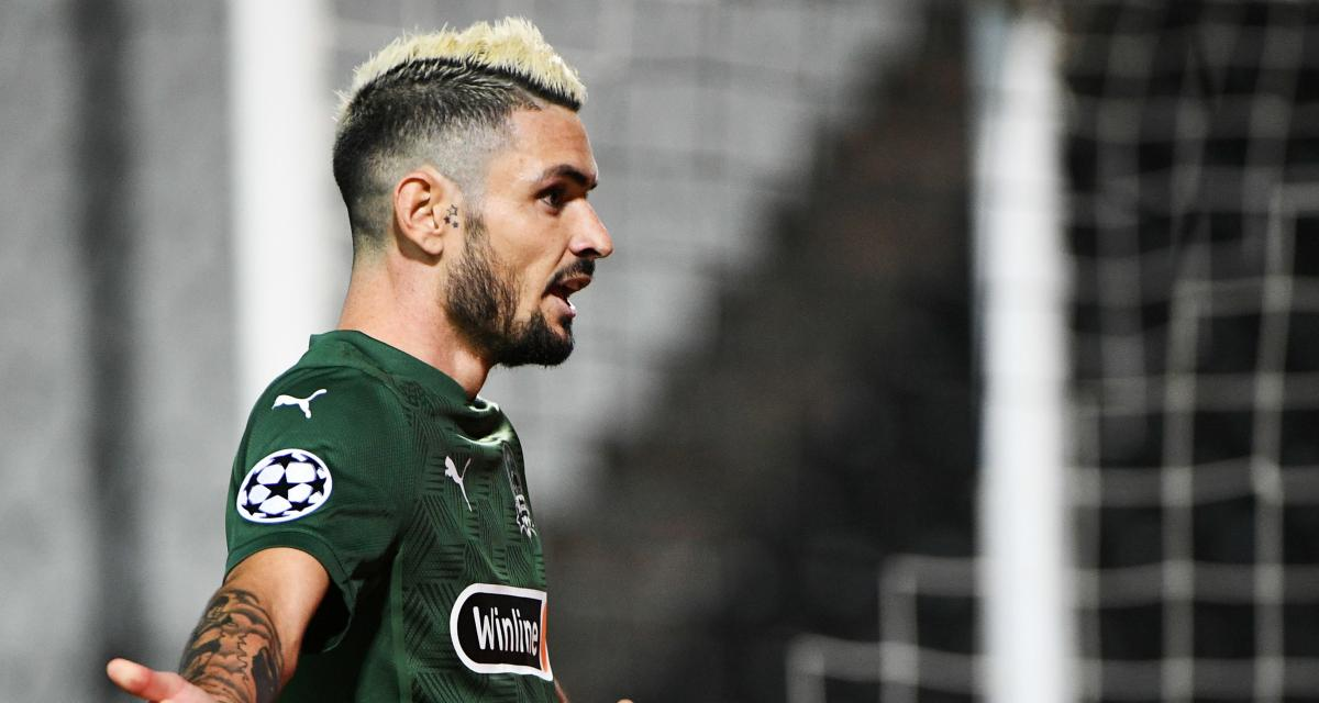 ASSE, Stade Rennais : Rémy Cabella (Krasnodar) ne fera pas son grand retour en France