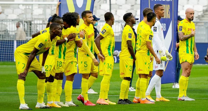 FC Nantes- Mercato: le Top 10 des joueurs les mieux cotés chez les Canaris