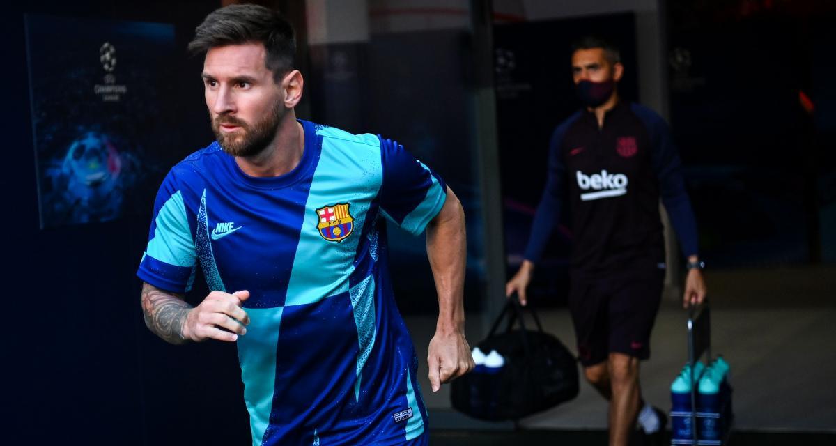 FC Barcelone : Lionel Messi mène encore une fronde musclée en interne