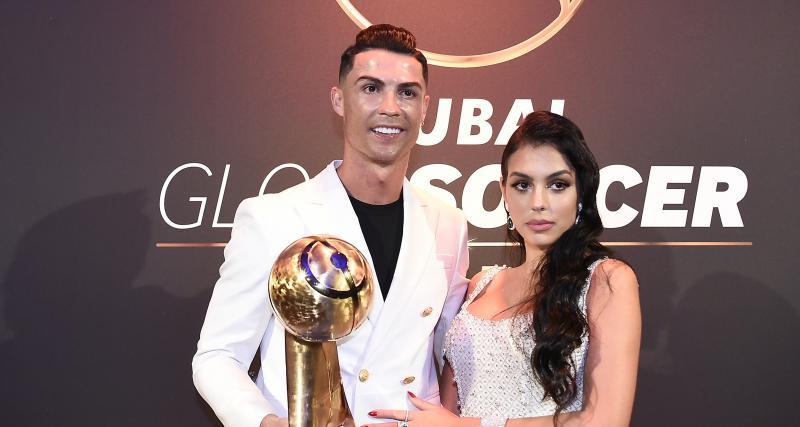 Juventus: Georgina raconte les détails croustillants de sa rencontre avec Cristiano Ronaldo