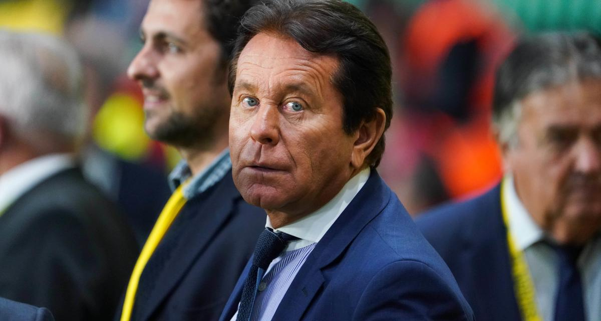 FC Nantes: Waldemar Kita veut voir sortir un N°10 made in Jonelière!