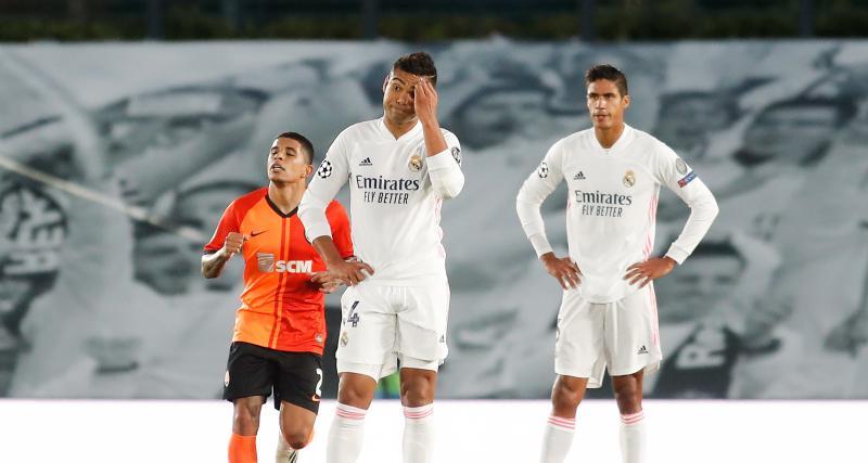 Résultats Ligue des Champions: le Real Madrid rate son entrée face à Donetsk (2-3)!