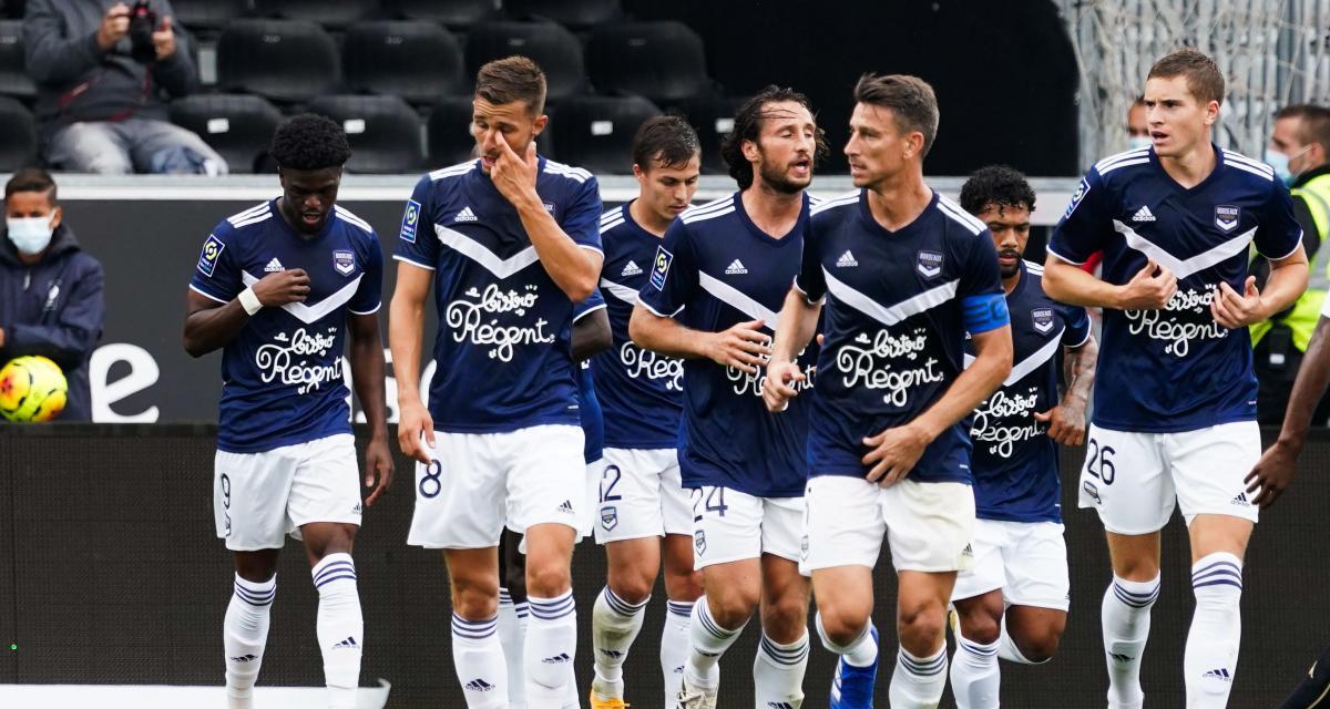 Girondins – Mercato: le Top 10 des joueurs les mieux cotés de Bordeaux