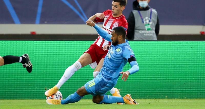 Olympiakos – OM (1-0): Amavi s'en veut, Villas-Boas fataliste, Marseille se rapproche d'un humiliant record