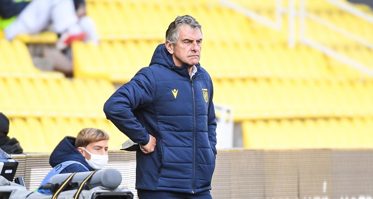 FC Nantes : Christian Gourcuff désigne trois cadres qui doivent se réveiller