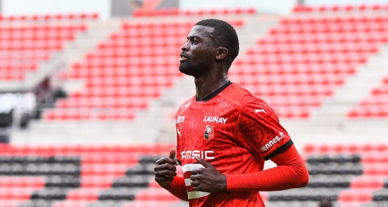 Stade Rennais, ASSE : Mbaye Niang a donné un premier indice rassurant à Stéphan