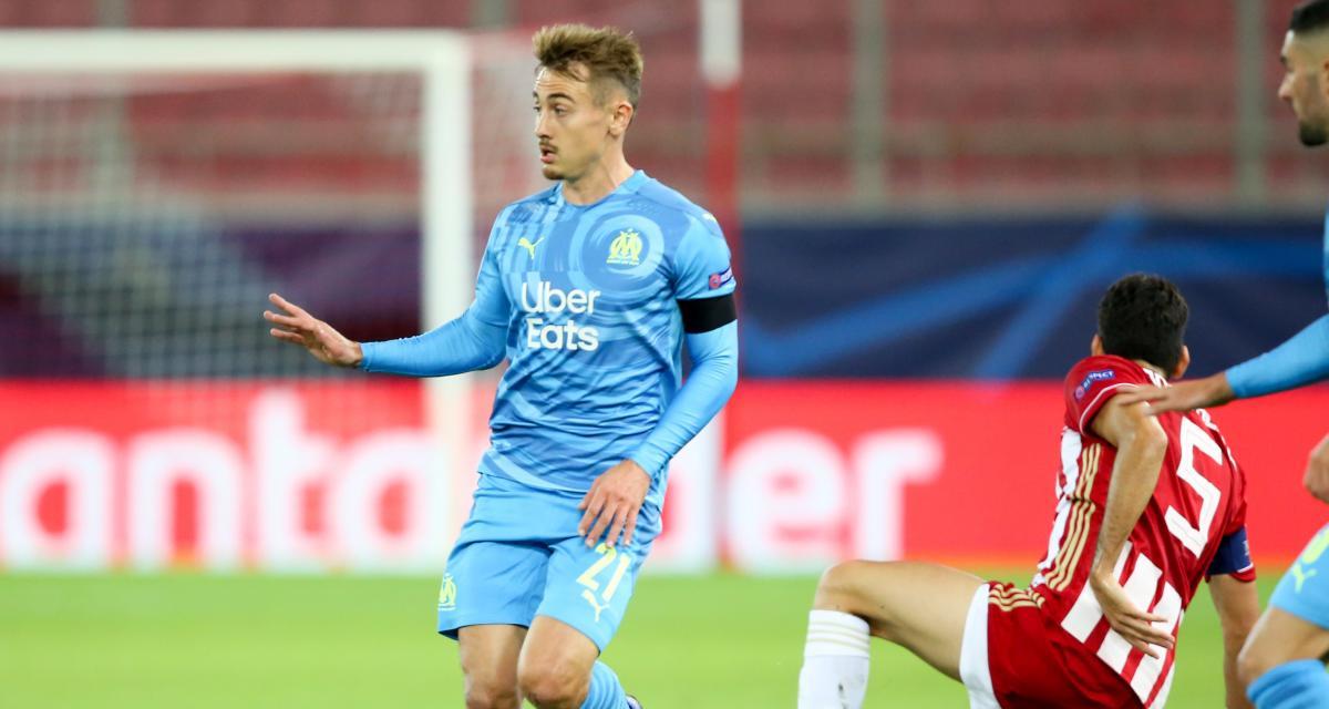 Olympiakos - OM(0-1) : Valentin Rongier envoie une petite pique à Villas-Boas