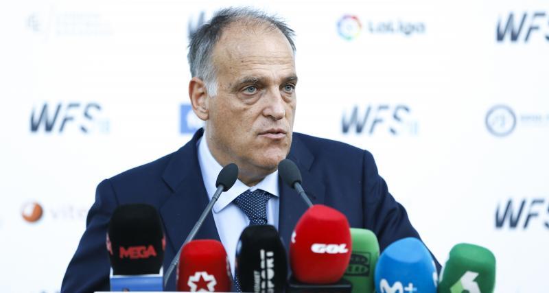 ASSE, FC Nantes, PSG, OM, OL, Stade Rennais : Javier Tebas soutient Mediapro face à la LFP !