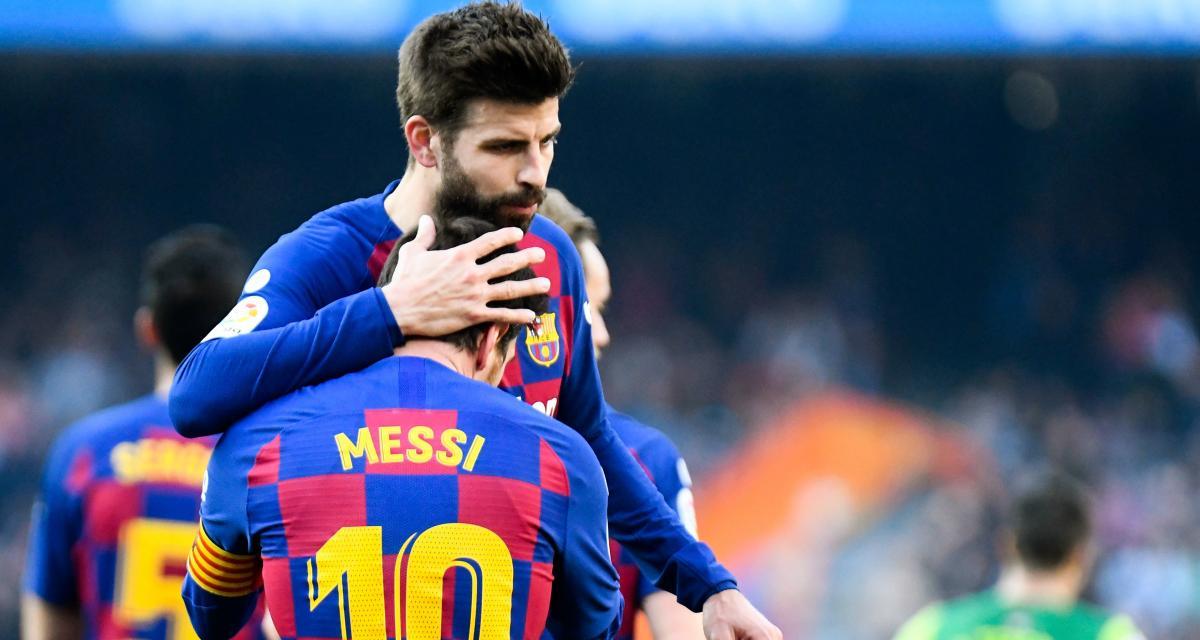 FC Barcelone : Messi et d'autres cadres partent en bataille contre Bartomeu