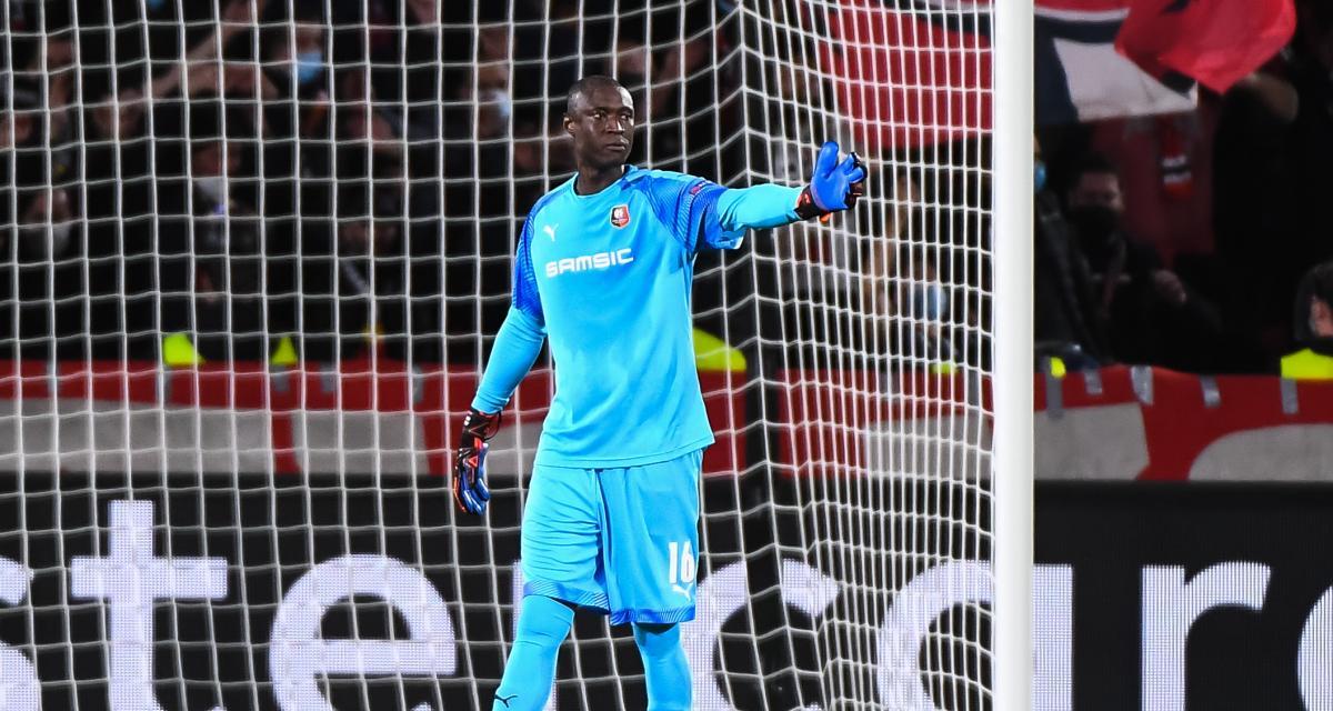 Stade Rennais : intégration, débuts en C1, Alfred Gomis se confie !