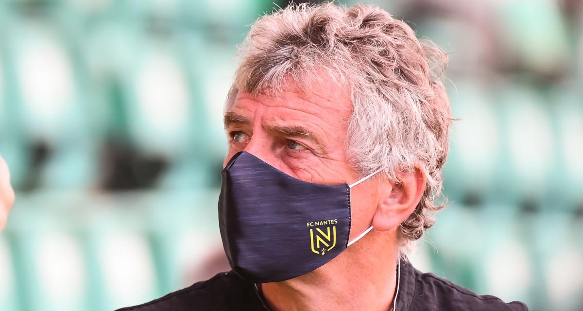 FC Nantes: cascade d'absents, jeu... Christian Gourcuff fait le point avant le RC Lens