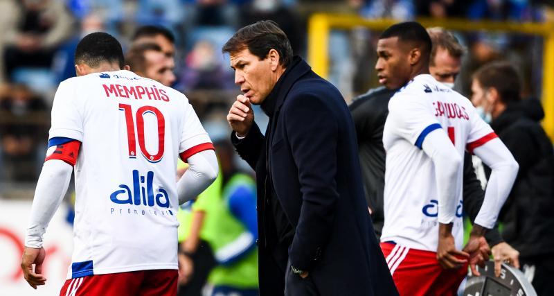 OL: Rudi Garcia n'a pas encore la tête au LOSC et au derby face à l'ASSE